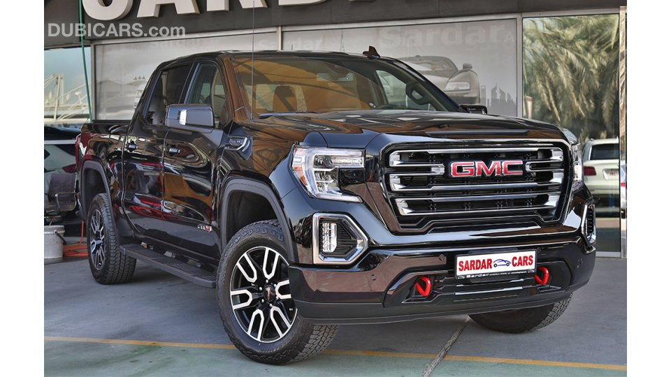 Used Car Rims >> GMC Sierra AT4 2019 for sale: AED 285,000. Black, 2019
