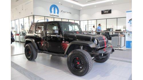 1 used Jeep Wrangler for sale in Al Ain, UAE - Dubicars com