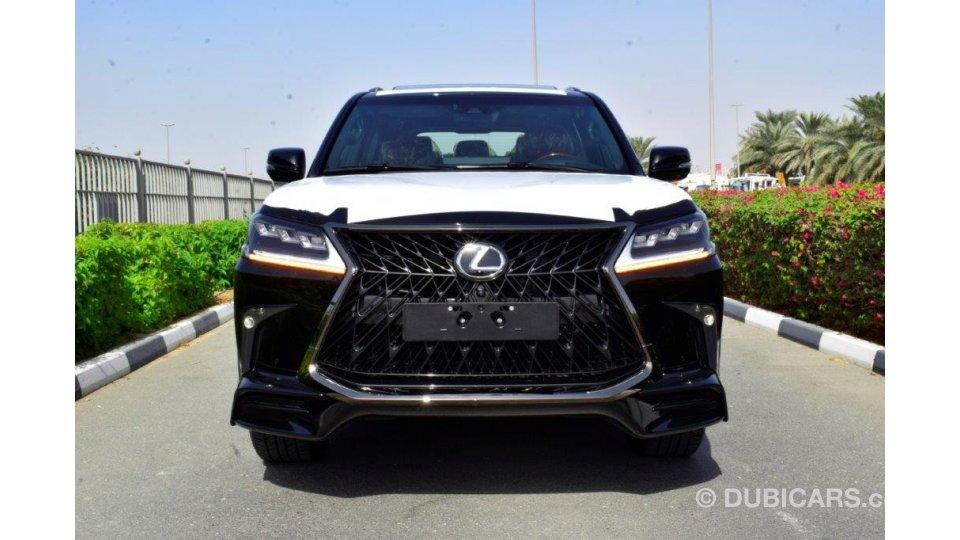 Lexus Lx 570 Petrol Sport Blackedition 2019 For Sale
