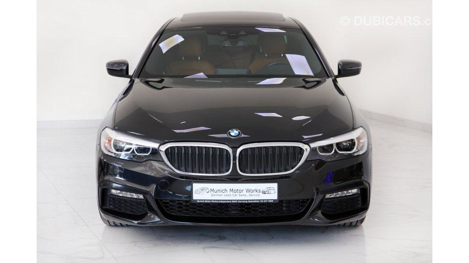Bmw 520 I M Sport 2018 Gcc November 2022 Bmw Warranty