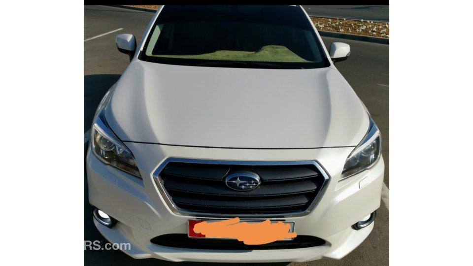 Subaru Warranty 2017 >> Subaru Legacy Full Option 2017 Under Warranty