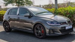 Volkswagen Golf GTI GCC 0KM 2018 Only for extort outside GCC