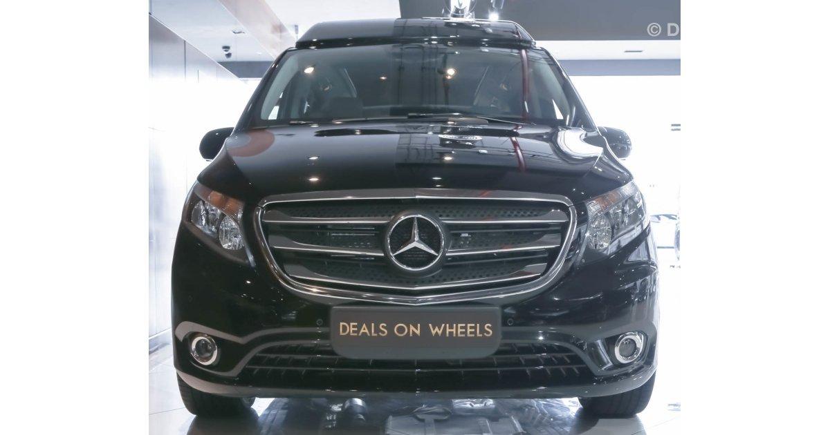 Mercedes benz vito metris us specs for sale aed 333 000 for Mercedes benz vito for sale
