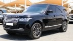 Land Rover Range Rover Vogue Supercharged