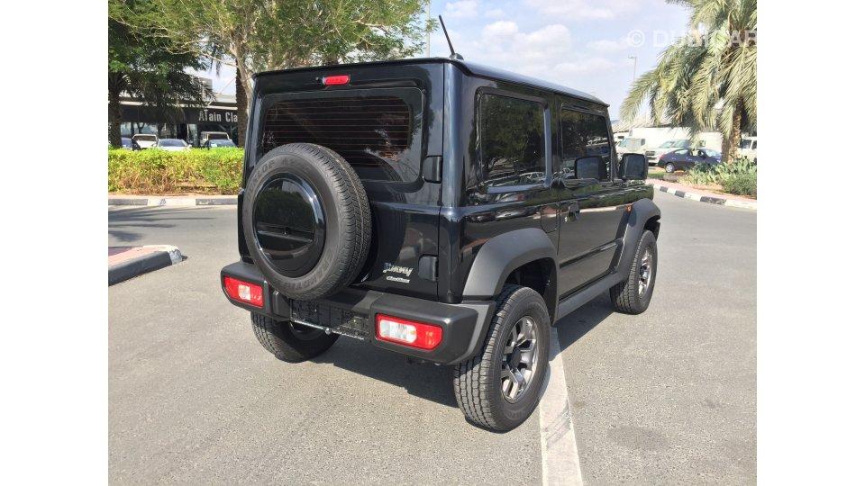 Used Wheels Near Me >> Suzuki Jimny 2019 for sale: AED 79,000. Black, 2019