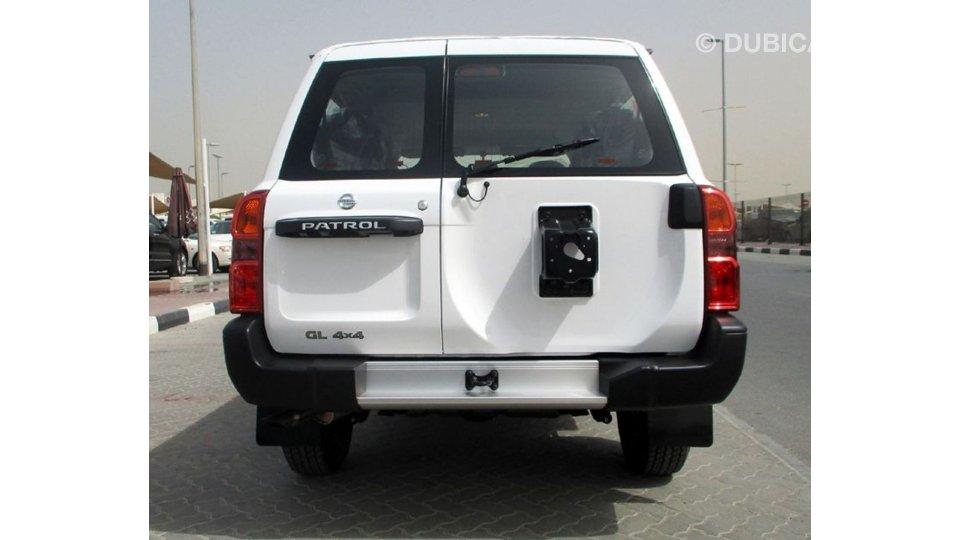 Nissan Patrol 3.0L Diesel GL Manual for sale. White, 2020