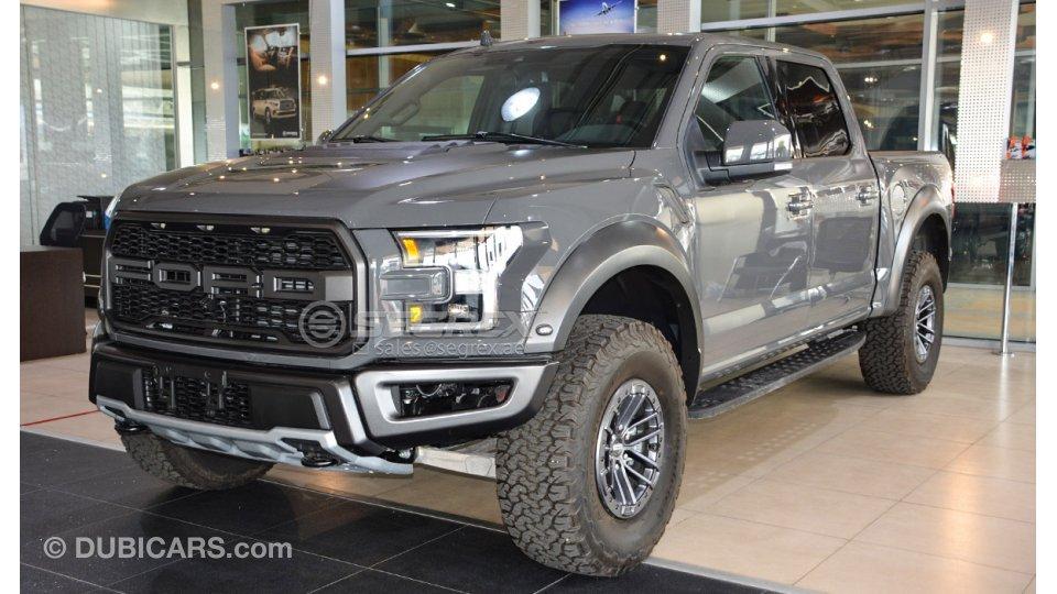 فورد رابتور 2020 Ford F 150 Raptor 3 5l V6 Gcc 0km 10 Local Price 3 Yrs Or 100 000km Wranty At The Dealer للبيع 305 000 درهم رصاصي فضي 2020