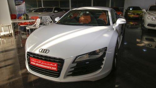 Audi R8 2009 found on KarSouq.com