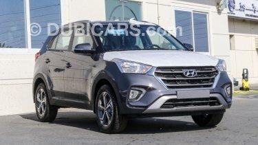 هيونداي كريتا Hyundai Creta 1 6l Suv My 2020 Brand New For Export للبيع 49 500 درهم رصاصي فضي 2020