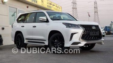 Lexus Lx 570 Black Edition Kuro Diamond Seat 2019 New Price For Export