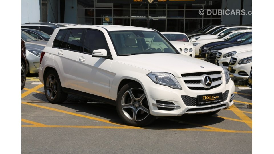 Mercedes benz glk 250 for sale aed 59 000 white 2015 for Mercedes benz glk for sale