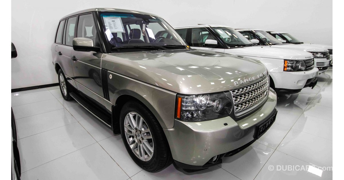 land rover range rover vogue hse for sale aed 83 000. Black Bedroom Furniture Sets. Home Design Ideas