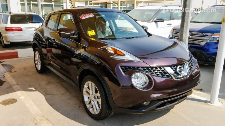 Nissan Suv For Sale >> Nissan Juke for sale: AED 40,000. Burgundy, 2015