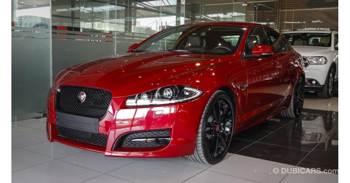 jaguar xf r sport for sale red 2015. Black Bedroom Furniture Sets. Home Design Ideas