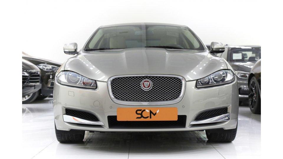 جاغوار Xf Premium Luxury 2 0l I4 Turbo 2013 Warranty