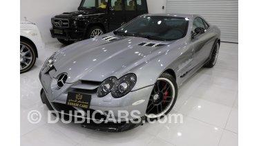 Mercedes Benz Slr Mclaren 722 Edition 2007 3 000kms Only
