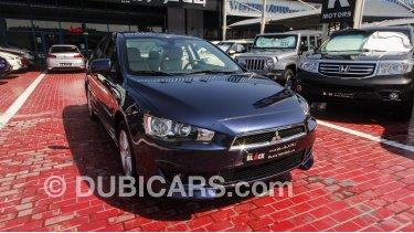 Mitsubishi Lancer EX GLS for sale  Blue, 2009