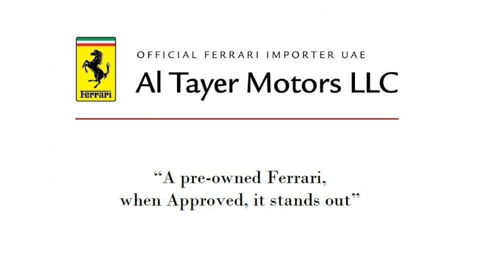 ... Ferrari GTC4Lusso T V8 - AL TAYER MOTORS ...