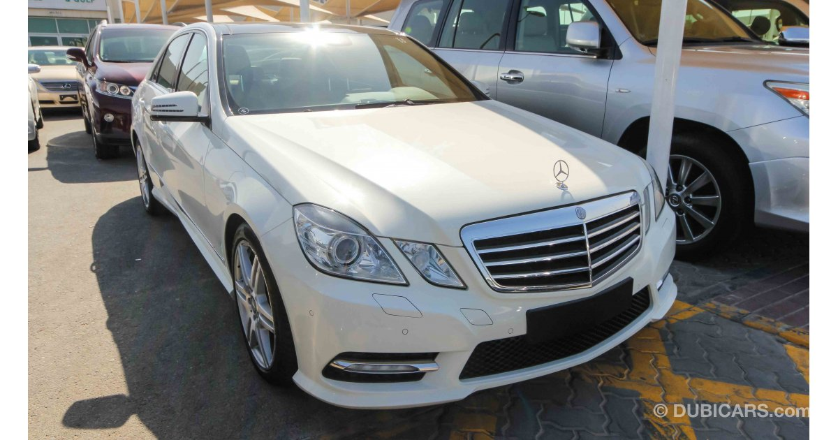 Mercedes benz e 300 for sale aed 75 000 white 2012 for Mercedes benz of greensboro used cars