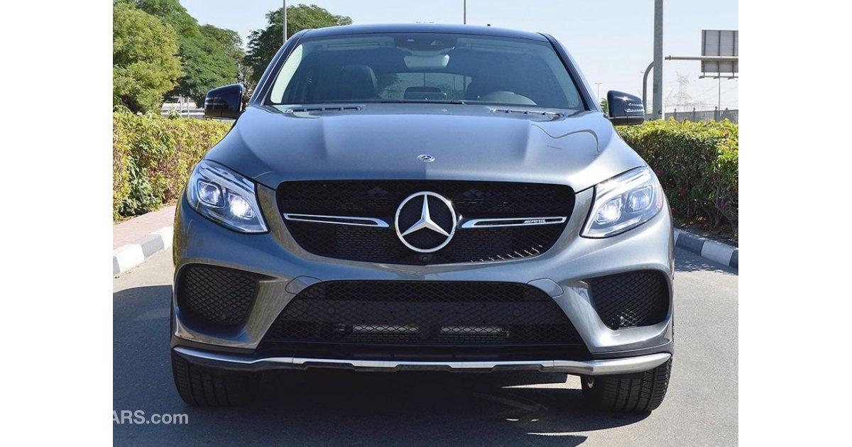 Mercedes Benz Gle 43 Amg Enhanced 3 0l V6 Biturbo For Sale