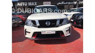 Nissan Patrol Nismo 2019 Inclusive Vat For Sale Aed 359 000