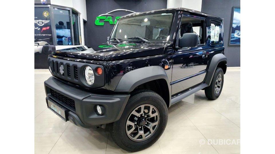 suzuki jimny manual gear 0kms - 2021 - 7 years warranty