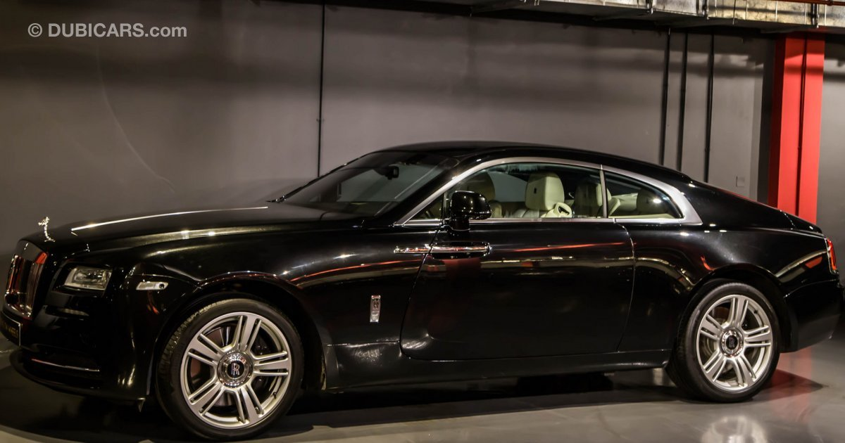 rolls royce wraith under warranty for sale aed 679 000. Black Bedroom Furniture Sets. Home Design Ideas