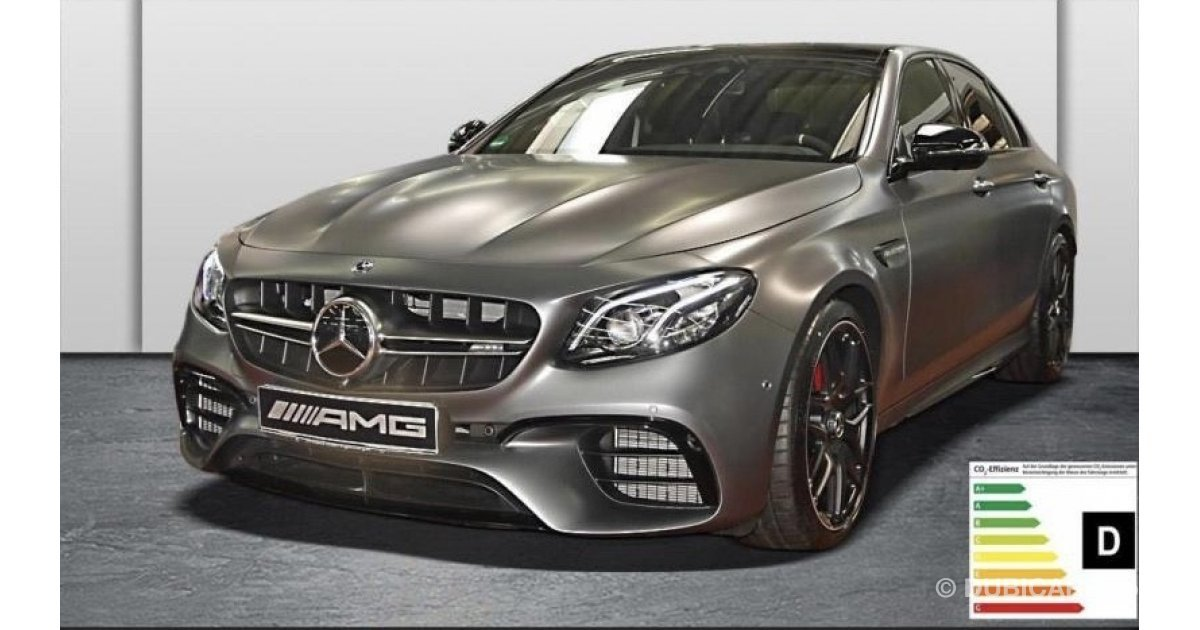 Mercedes Benz E 63 Amg E63s Amg For Sale Aed 535 000