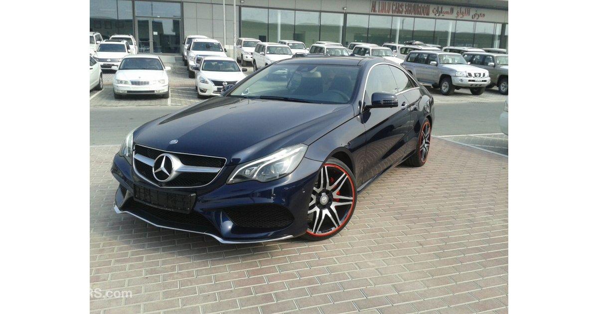Mercedes benz e 400 2014 mercedes e400 coupe for sale aed for Mercedes benz e400 coupe for sale