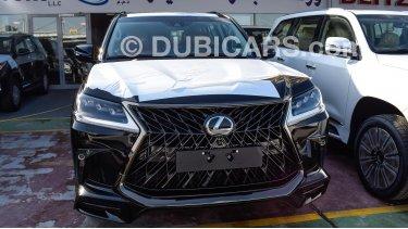 Lexus Lx 570 Black Edition Kuro Diamond Seats For Sale