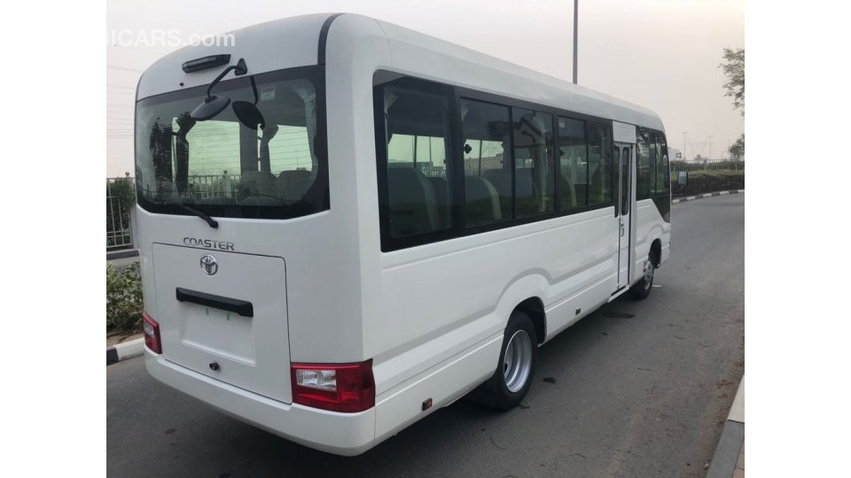 Toyota Coaster for sale: AED 182,500. White, 2019