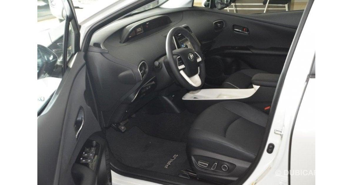 toyota prius 1 8 full option hybrid export price for sale