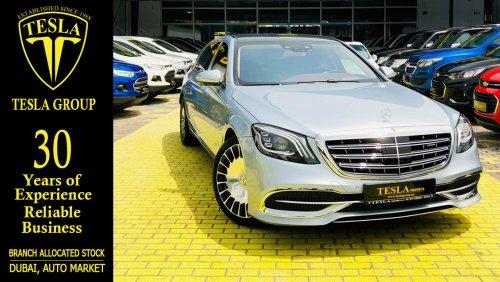 192 Used Mercedes Benz S Class For Sale In Dubai Uae Dubicars Com