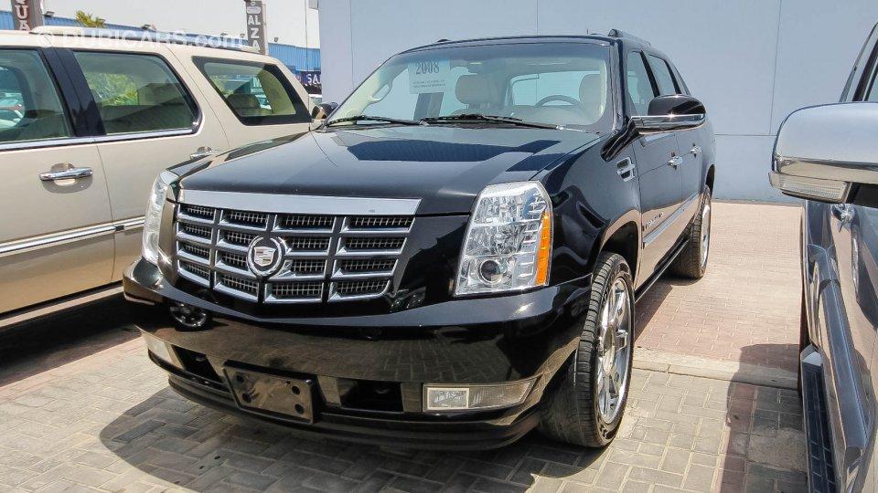 Power Wheels Cadillac Escalade >> Cadillac Escalade XLT for sale: AED 65,000. Black, 2008
