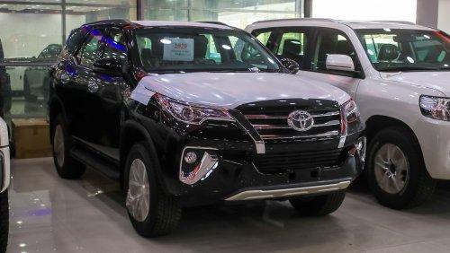 90 new Toyota Fortuner for sale in Dubai, UAE - Dubicars com