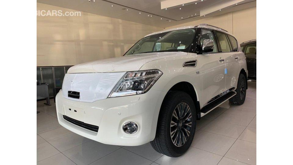 2018 Nissan Patrol: News, Upgrades, Specs, Price >> Nissan Patrol 2018 Le Type 2 Upgrade Platinum Design V8 400 Hp 7 Years Unlimited Km Dealer Warranty Inclusive Vat