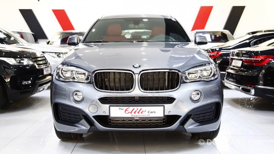 Bmw X6 35i For Sale Grey Silver 2018