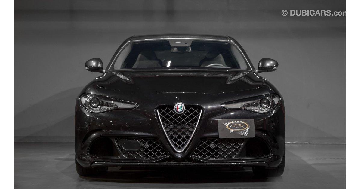 Alfa romeo quadrifoglio price uae 8
