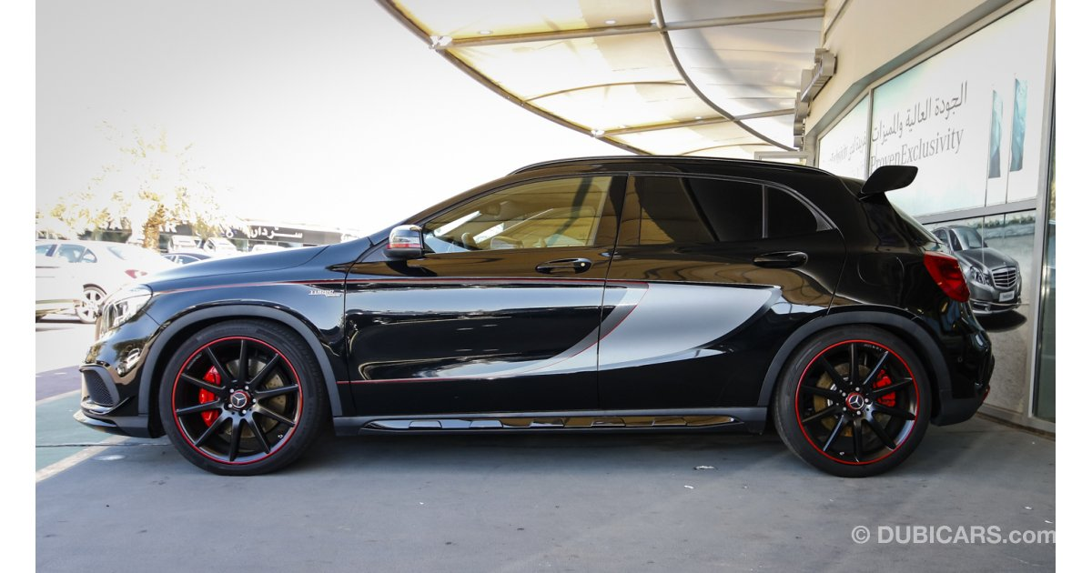 Mercedes-Benz GLA 45 AMG Turbo 4Matic for sale: AED ...