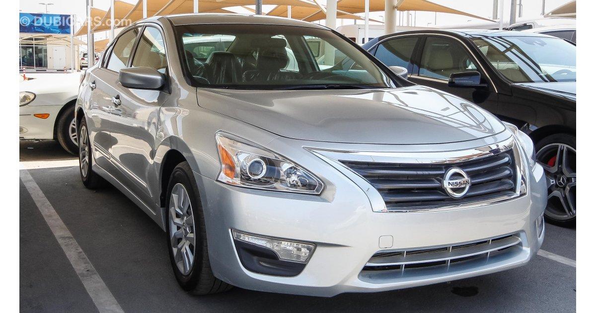 Nissan Altima Used Cars