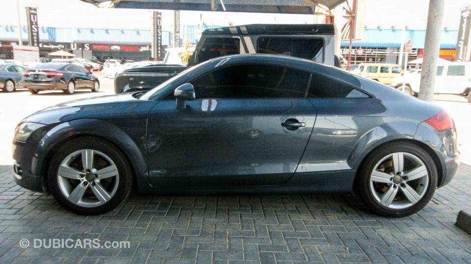 Audi tt coupe price in dubai