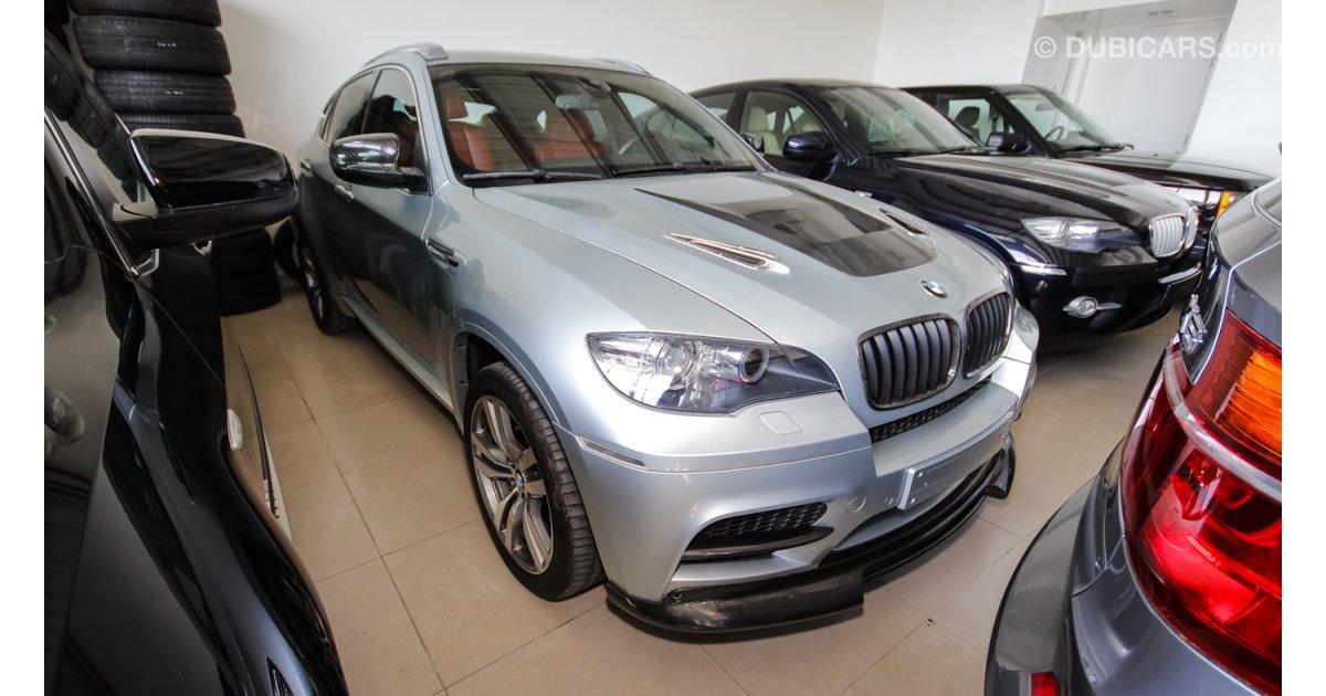 Bmw X6 M For Sale Grey Silver 2010