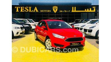 Ford Focus Eco Boost 2016 Gcc Dealer Warranty 21 12 2020 Only