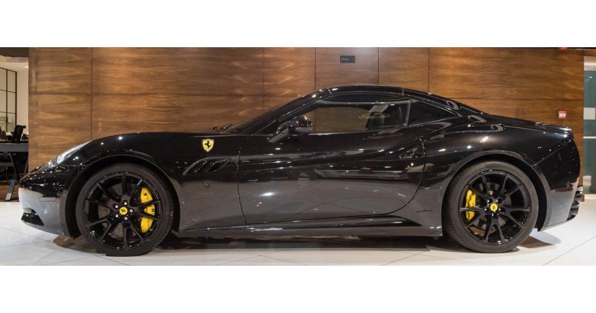 Ferrari California Gcc Specs Warranty Valid Until 04