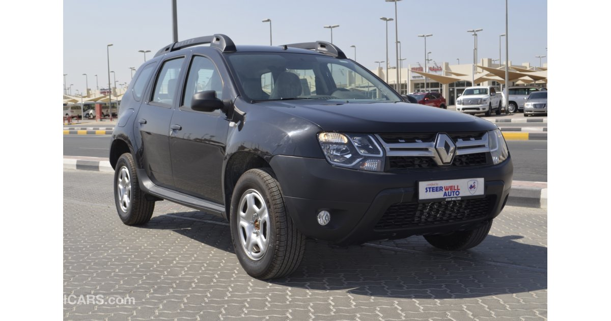 renault duster brand new renault duster 2017 gcc specs for sale aed 37 000 black 2017. Black Bedroom Furniture Sets. Home Design Ideas