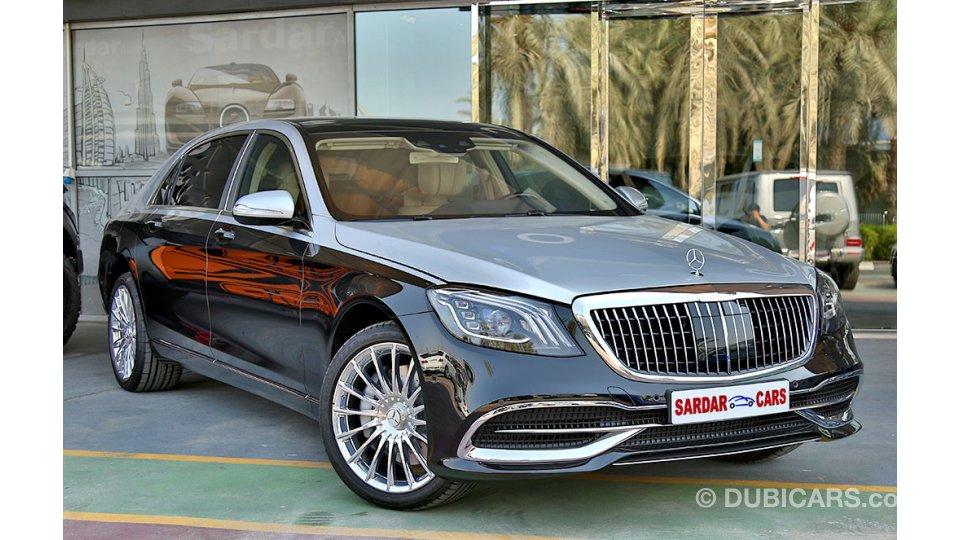 Mercedes-Benz S 560 Maybach (2019 | German Specs) for sale ...