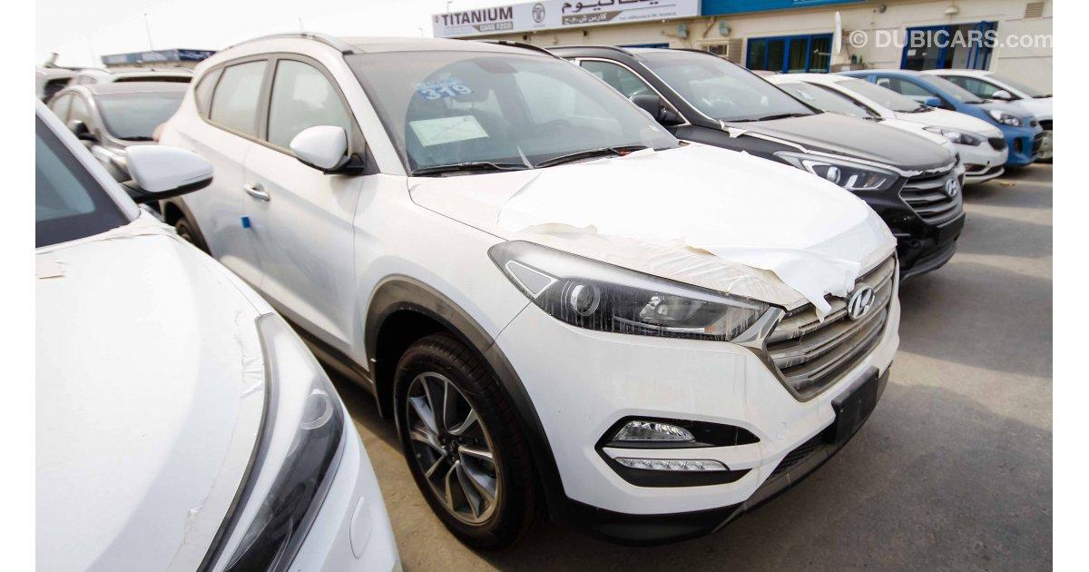 Hyundai Tucson For Sale Aed 65 000 White 2018