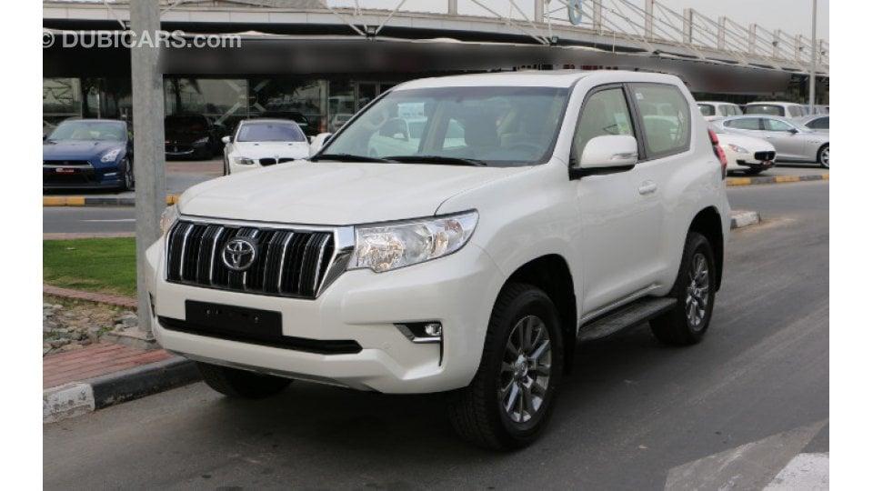 Toyota Prado 2 7l Gxr 3door Petrol Automatic Awd New