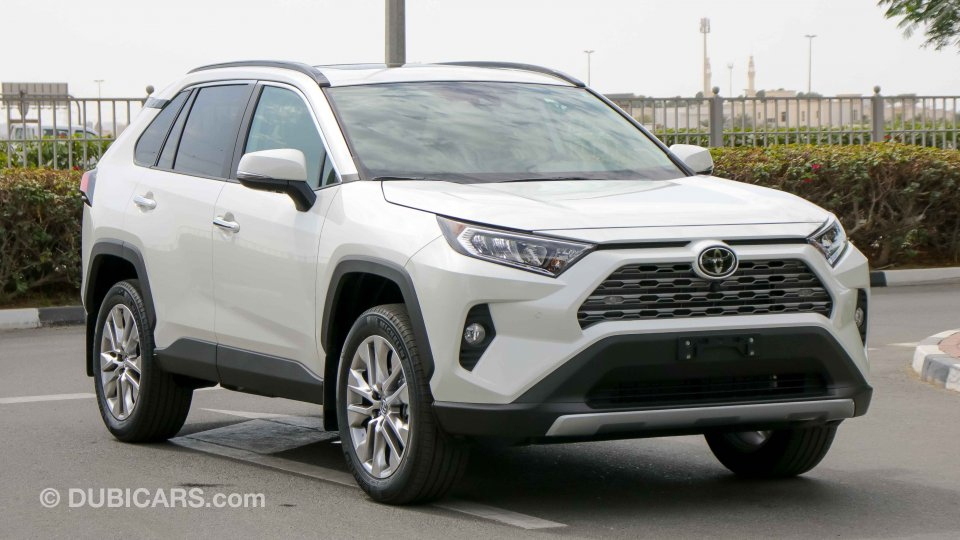 Awd Cars For Sale >> Toyota RAV 4 Limited AWD for sale: AED 138,000. White, 2019