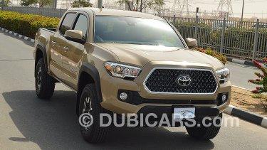 Toyota Tacoma 2019, 3 5L V6 4X4, 0km w/ 5Years or 200,000km Warranty at  Dynatrade + 1 Free Service
